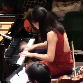 Colleen Lee with Hong Kong Baptist University Symphony Orchestra Prokofiev Piano Concerto No.3