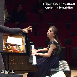 1st Hong Kong International Conducting Competition Chopin Piano Concerto No.2 Second movement for Semi-Final Round