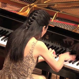 Colleen Lee: Ravel Piano Concerto in G Hong Kong Sinfonietta (Kaohsiung)