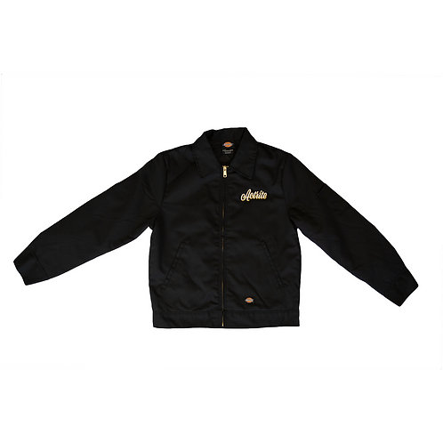 Embroidered Black AR Club Dickie Jacket