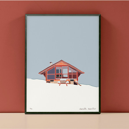 Shelter in the snow