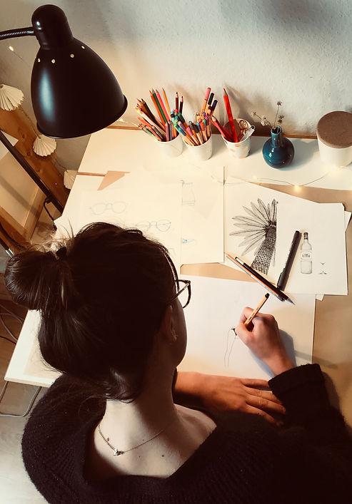 Charlotte Dauvillier illustration Briançon