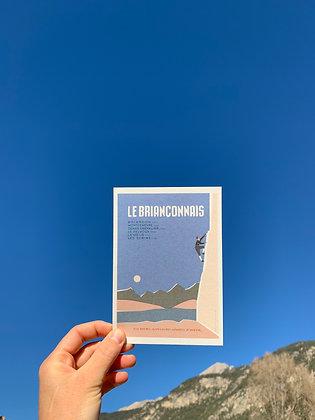 Mini Prints Le Briançonnais Lot de 3