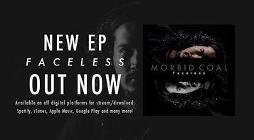 """Morbid Coal """"Faceless"""" EP OUT NOW!"""