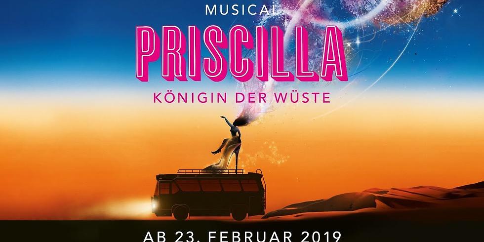 """Priscilla Queen of the desert"" Musical @Theater St. Gallen"