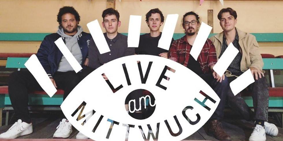 PILLOWISM live am Mittwuch @Barfussbar, Zürich
