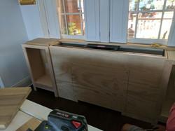 Custom Bookcase 3