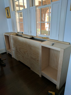 Custom Bookcase 1