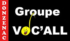 Chorale Donzenac : le Groupe Voc'All