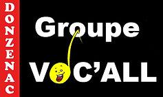 Chorale Donzenac : le Groupe Voc'All