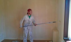 Hard at work!