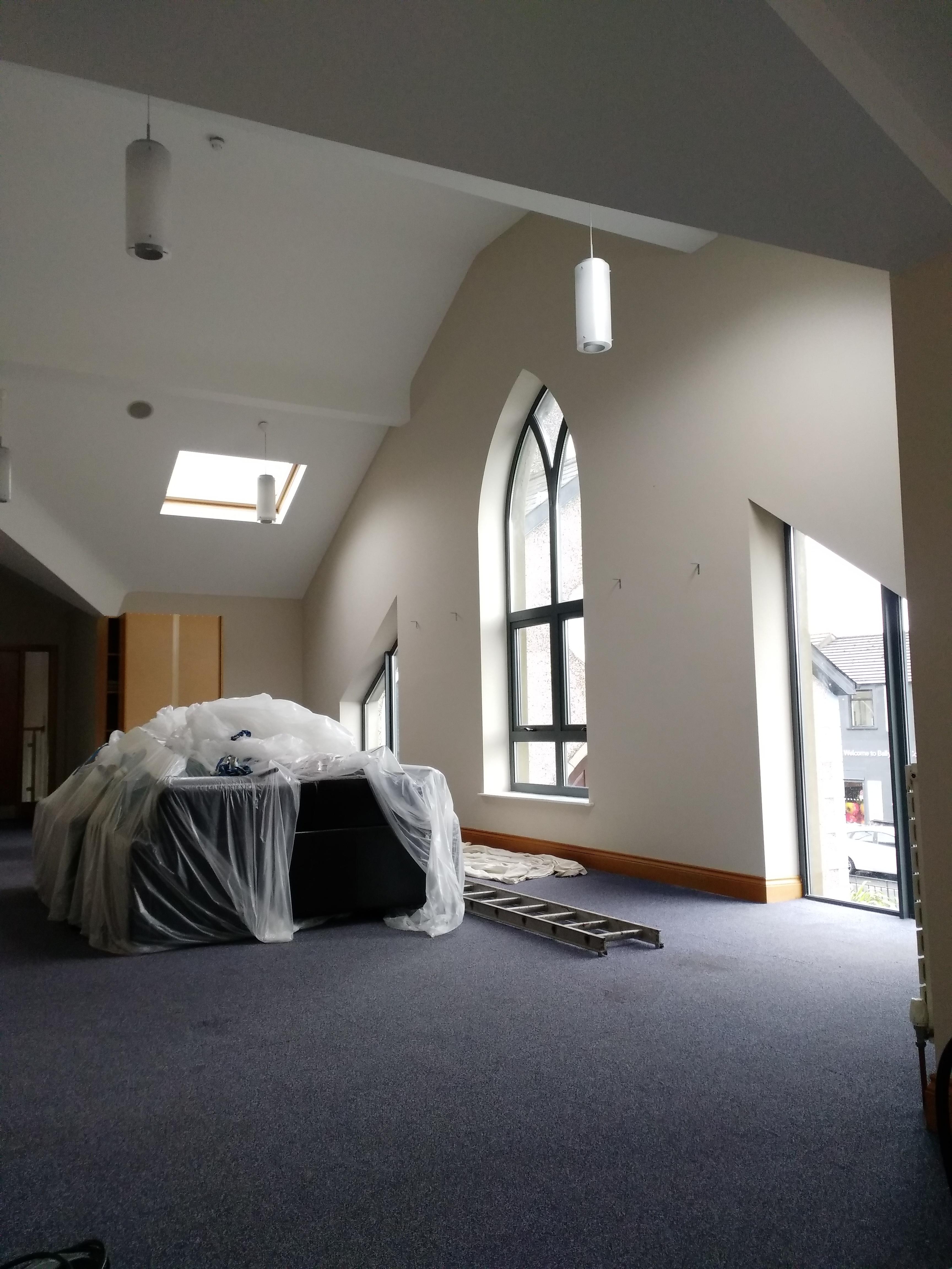 Ballynure church halls 2