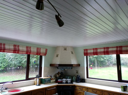 Ballygally Kitchen Ceiling