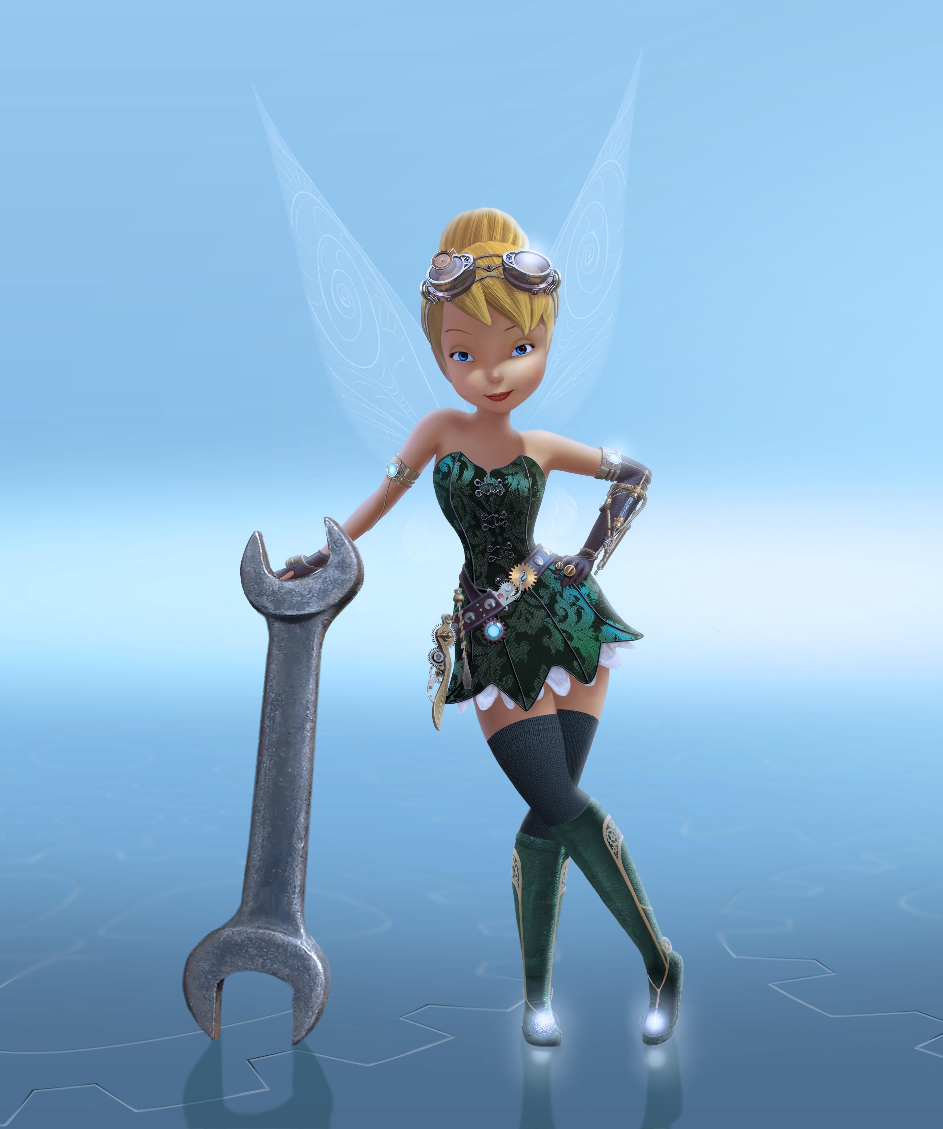 Steampunk Tinker Bell