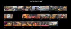 Blade color script