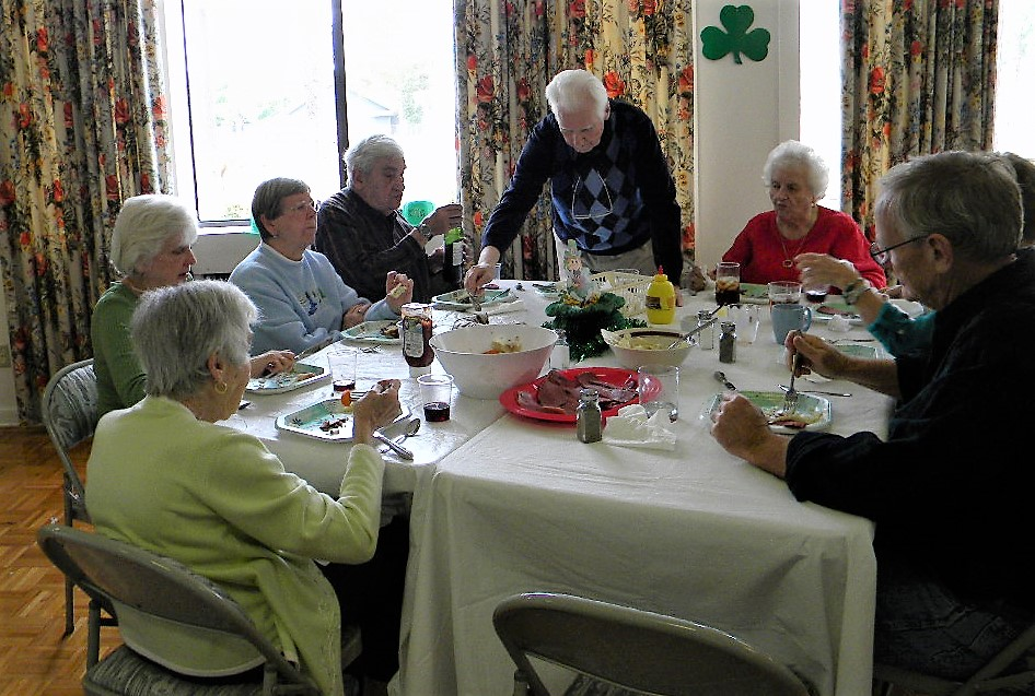 Saint Patrick's Day Fun Dinner 6