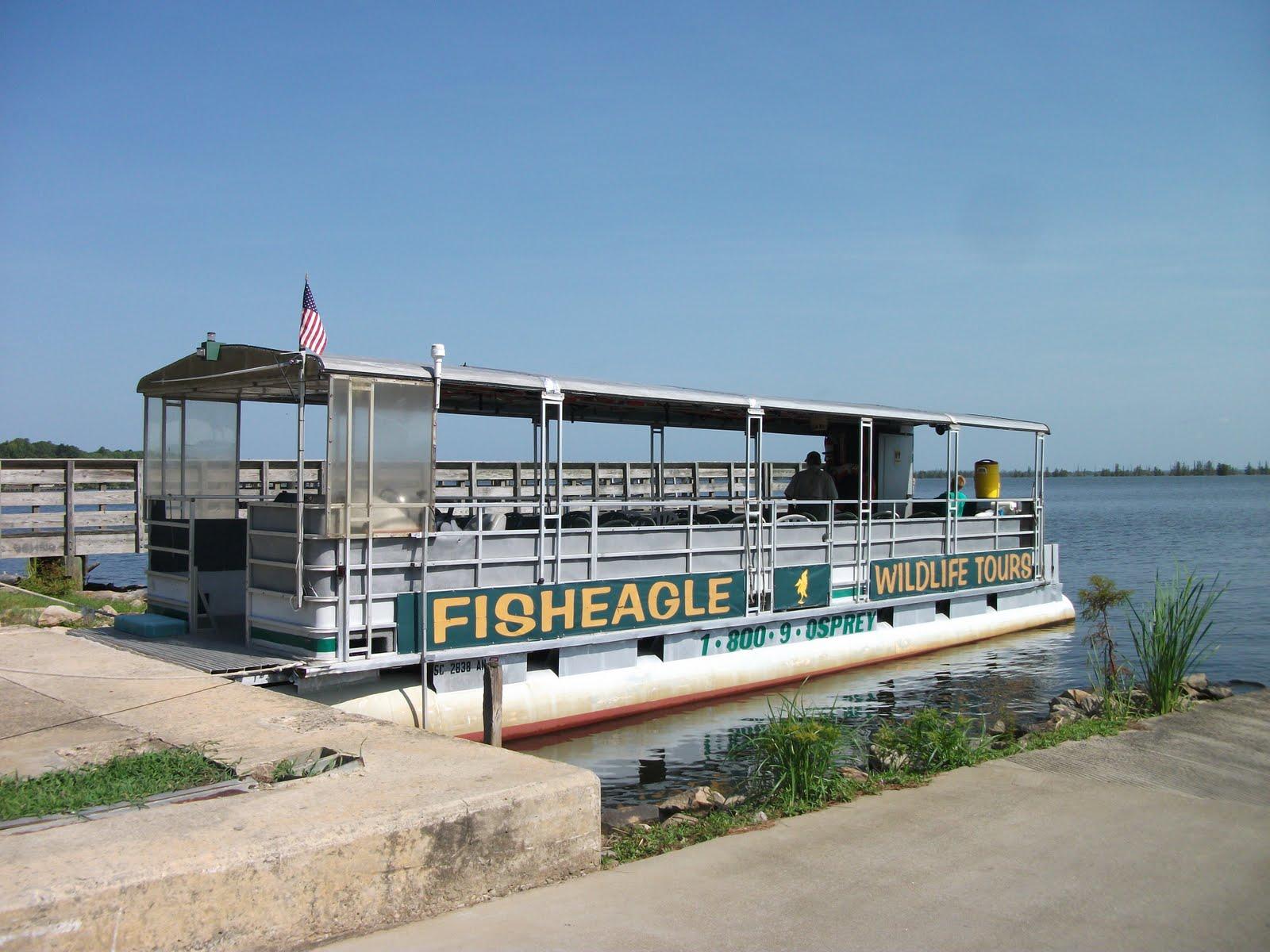 FishEagle Boat Tour