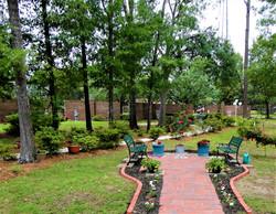 Memorial Park at Entrance
