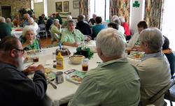 Saint Patrick's Day Fun Dinner