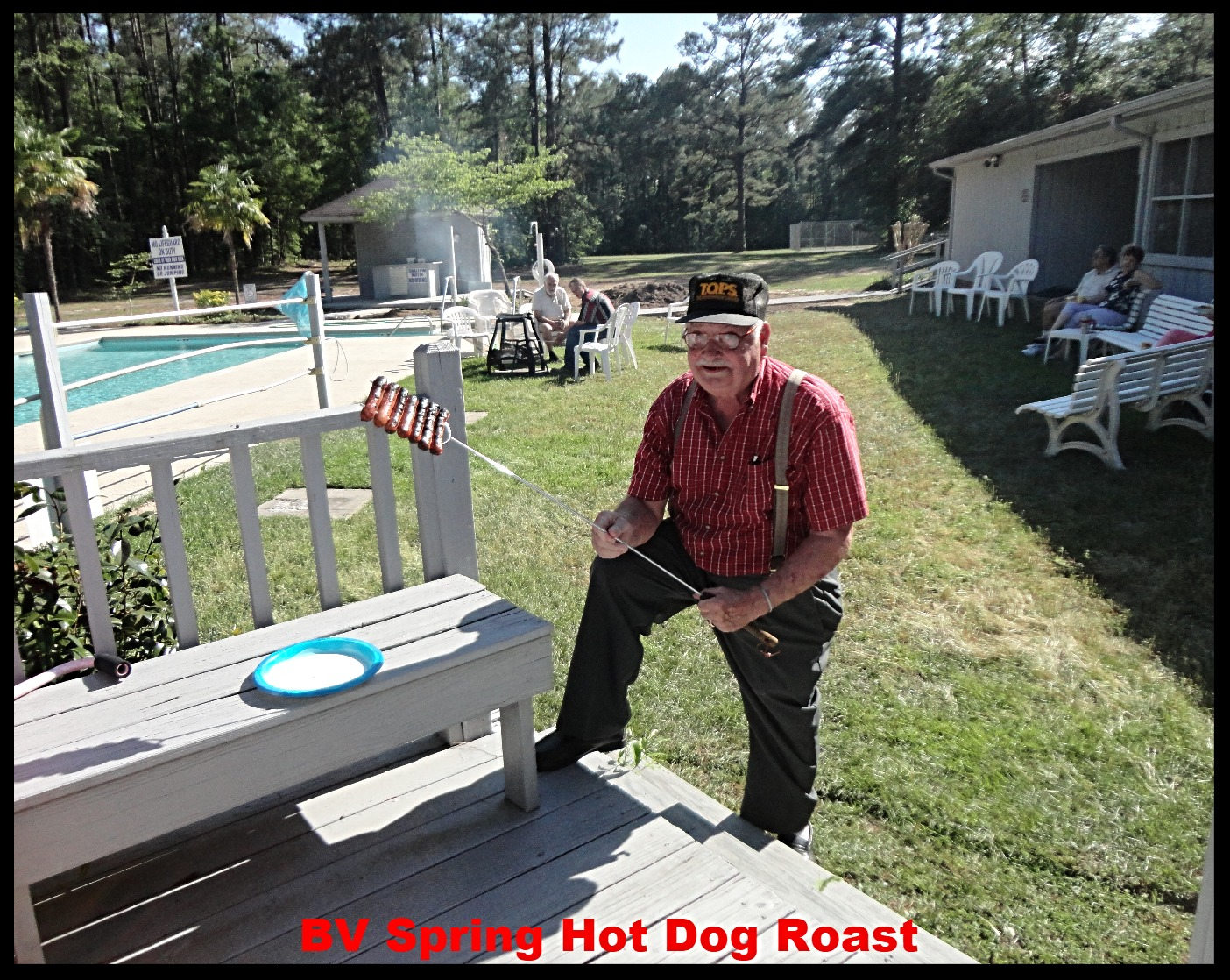 BV Spring Hot Dog Roast