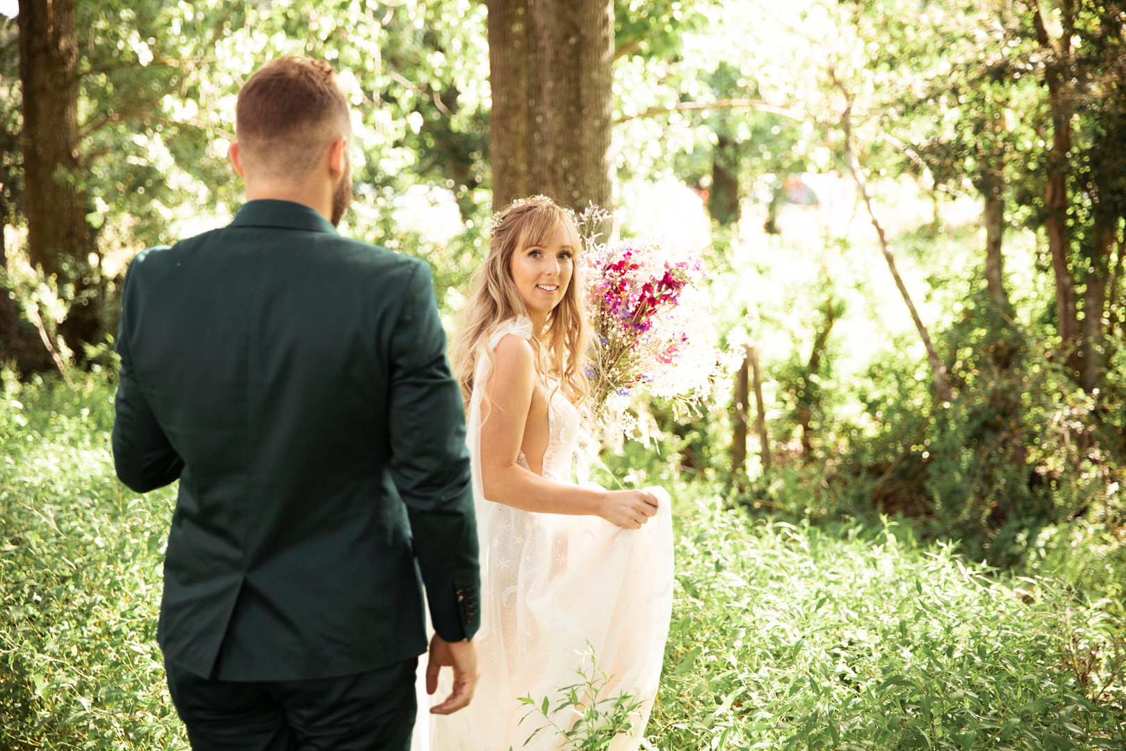 Kayla and Tyler Warren