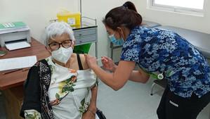 Este miércoles se inicia el proceso de segunda dosis de vacunación contra Covid-19