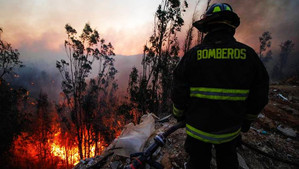 Megaincendios: ¿Qué tan preparado está el Valle del Aconcagua?