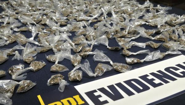 PDI detuvo a mujer que utilizaba su inmueble para vender droga en Catemu
