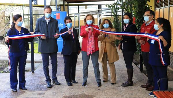 Primera Dama inauguró primer Establecimiento de Larga Estadía para adultos mayores de la región