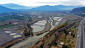 Juntas de Vigilancia acuerdan redistribución de las aguas del Río Aconcagua
