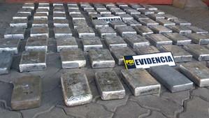 """PDI Los Andes incautó 145 kilos de droga en operación """"San Pedro"""""""