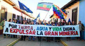 Municipios de Aconcagua solidarizan con Putaendo y su intención de frenar el avance de la gran miner
