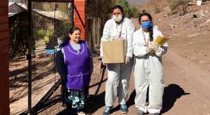 Municipio comienza entrega de 500 cajas de mercadería a familias de Putaendo