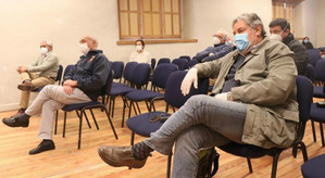 Alcaldes de la Asociación de Municipalidades formalizaron solicitud a Seremi de Salud para decretar