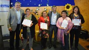Programas de habitabilidad y autoconsumo beneficiaron a 27 familias de la comuna de Catemu