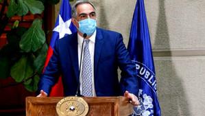 Senador Chahuán oficializa candidatura a la presidencia de Renovación Nacional