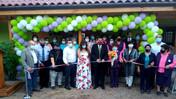 Se inauguró sede social para club del adulto mayor y taller femenino