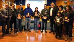Cateminos celebraron Día de la Fotografía con premiación de concurso comunal