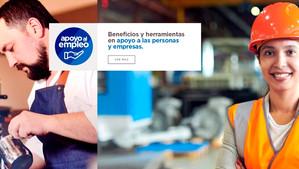 Ministerio del Trabajo y Sence lanzan sitio para apoyar a personas y empresas durante la pandemia