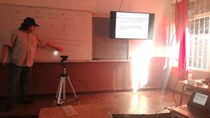 Ensayo del nuevo sistema de clases sincrónicas del Colegio Assunta Pallota se realizó con éxito