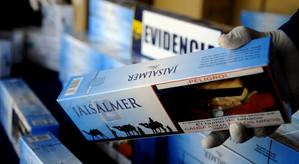PDI detuvo a sujeto con cigarrillos de contrabando en Paso Los Libertadores