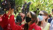 Ministra Undurraga declaró emergencia agrícola para las provincias de San Felipe y Los Andes