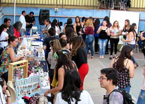 Con éxito y gran participación se realizó la primera Feria de Alumnos Emprendedores en el IPLA