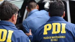 PDI Los Andes capturó a autor de homicidio de joven en Catemu