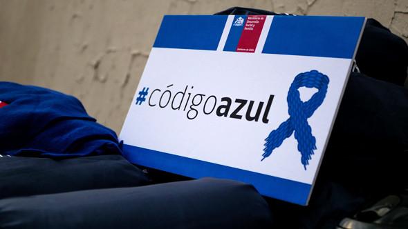Se activó Código Azul en comuna de Los Andes