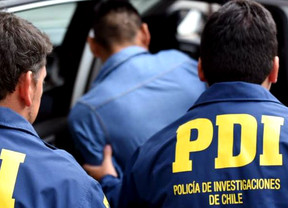 PDI Los Andes detiene a tres personas por salvoconductos adulterados
