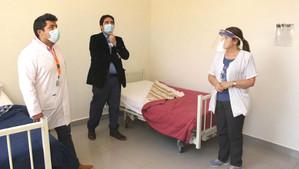 Hospital de Valparaíso conoció nuevas instalaciones del Hospital Psiquiátrico Dr. Philippe Pinel