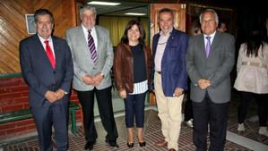 Nueva sede UPLA en Catemu da inicio a su año académico