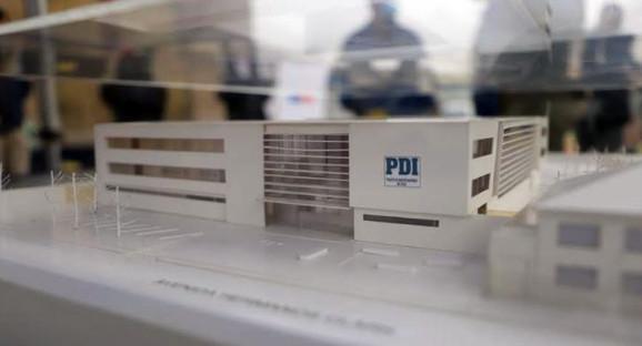 En abril próximo comenzaría construcción de nuevo cuartel de la Prefectura de la PDI en Los Andes