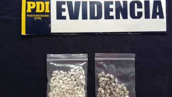 PDI Los Andes detuvo a sujeto que intentó ingresar droga a la cárcel oculta en trozos de carne